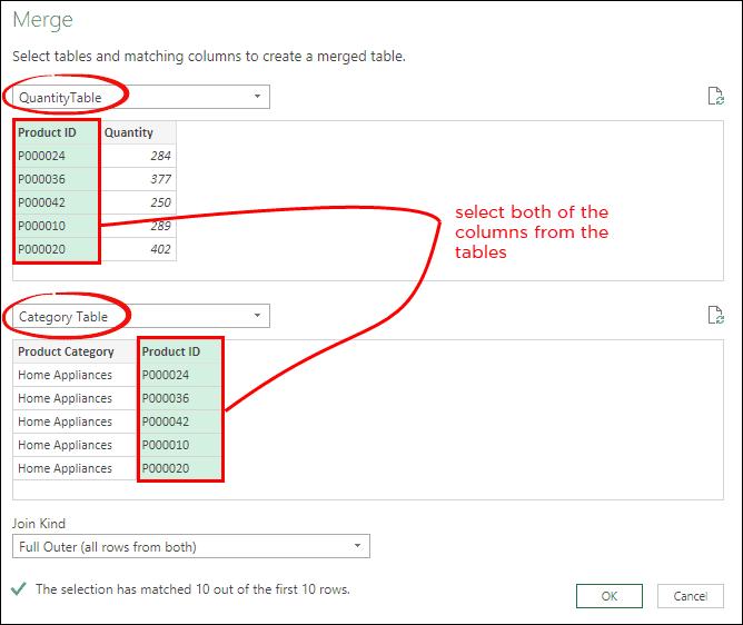Lấy dữ liệu từ bảng này sang bảng khác trong Excel